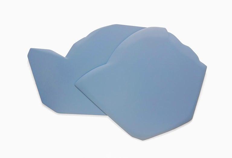 Jaena Kwon Abstract Sculpture - Berkshire Blue