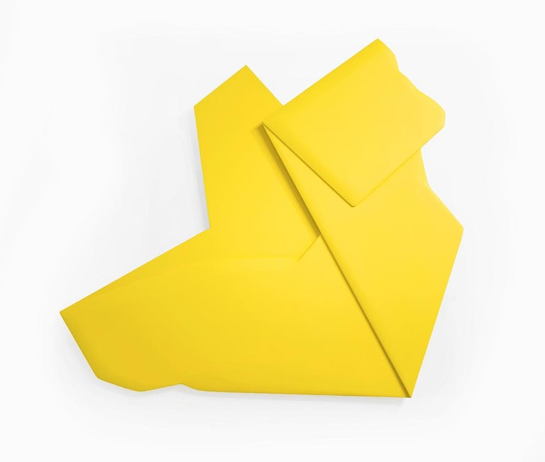Jaena Kwon Abstract Sculpture - Canary
