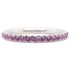 JAG New York Eternity Band with Your Choice of Diamonds and Gemstones