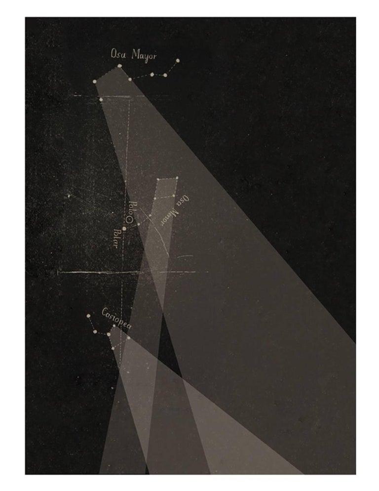 Ficción Astronómica 2 - Art by Jaime Colín