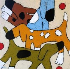 Dogpatch, Original Painting