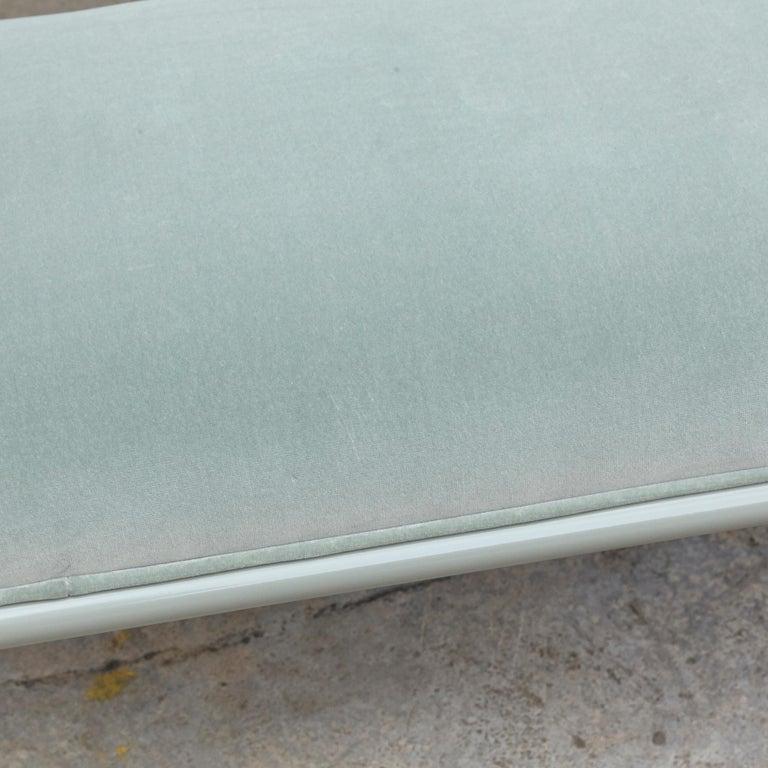 Jaime Hayon Contemporary Green Velvet Sculptural 'Gardenias' Indor Bench for BD For Sale 12