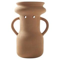 Jaime Hayon Contemporary Handmade Terracotta Vase Decorative Object Waterproof