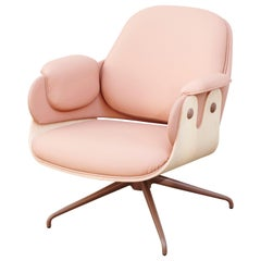 Jaime Hayon, Contemporary, Pink Low Lounger Armchair