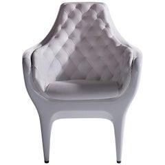Jaime Hayon Contemporary White Poltrona Single