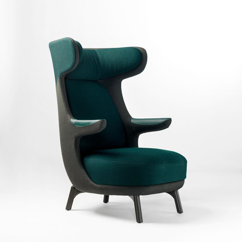 Enjoyable Jaime Hayon Dino Armchair Contemporary Green Hayon Edition Upholstery Dailytribune Chair Design For Home Dailytribuneorg