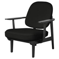 Jaime Hayon Fred Blackstained Lounge Chair, Oak