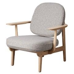 Jaime Hayon Fred Lounge Chair, Oak
