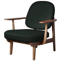 Jaime Hayon Fred Lounge Chair, Walnut Oak