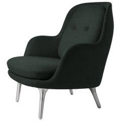 Jaime Hayon Fri Model Jh4 Lounge Chair, Aluminium