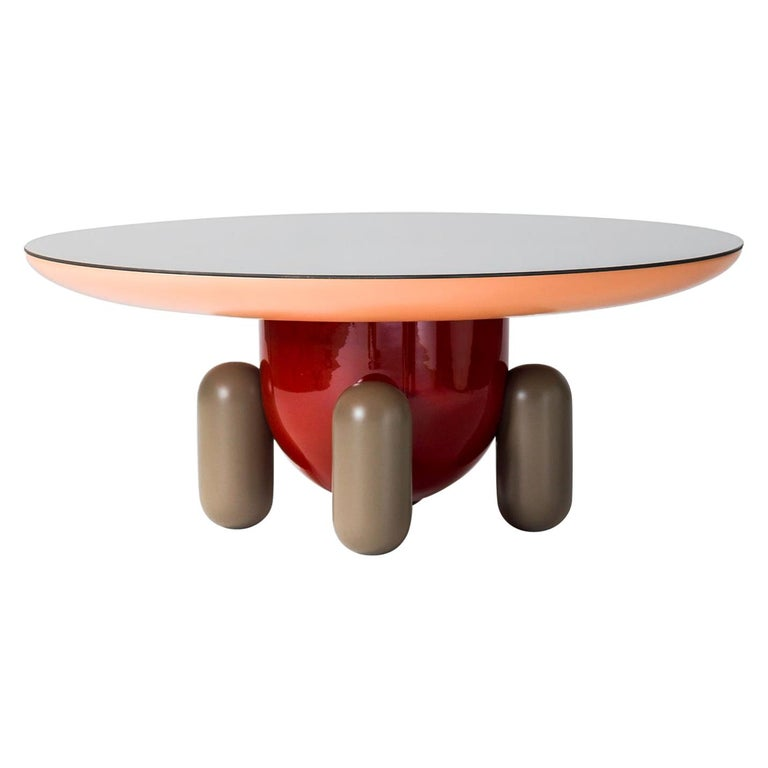 Jaime Hayon Multi-Color Explorer #03 Table by BD Barcelona For Sale