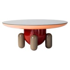Jaime Hayon Multi-Color Explorer #03 Table by BD Barcelona