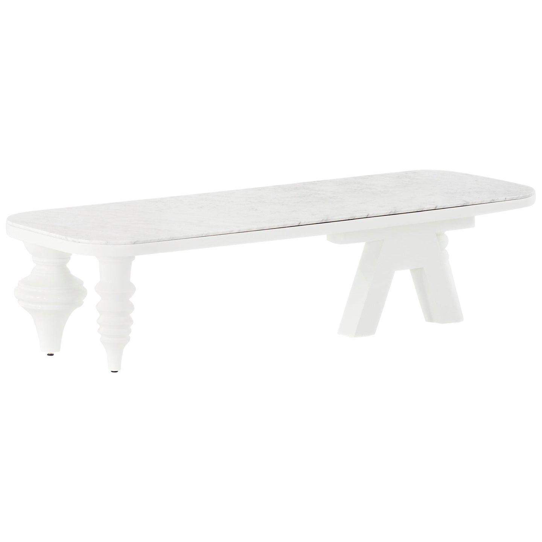 Jaime Hayon Multileg Marble Low Table by BD Barcelona