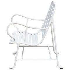 Jaime Hayon White Gardenias Outdoor Armchair