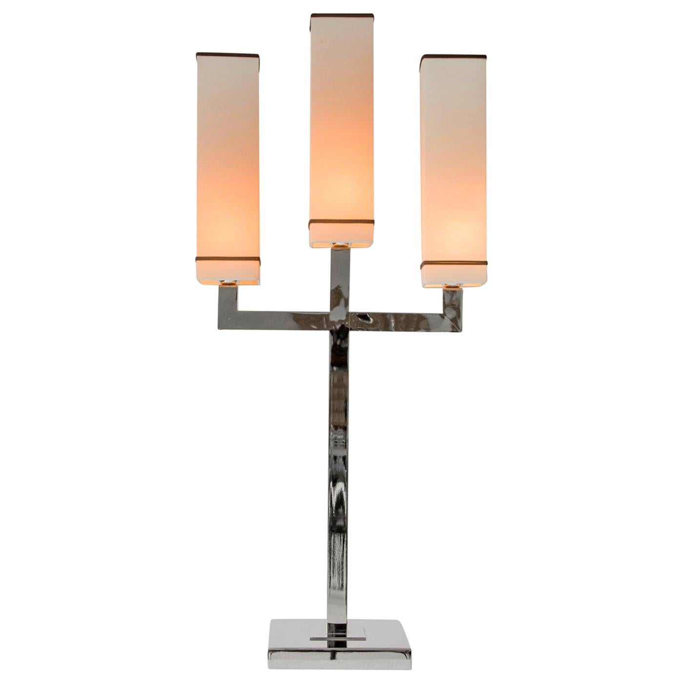 Jaipur 3 Light Table Lamp