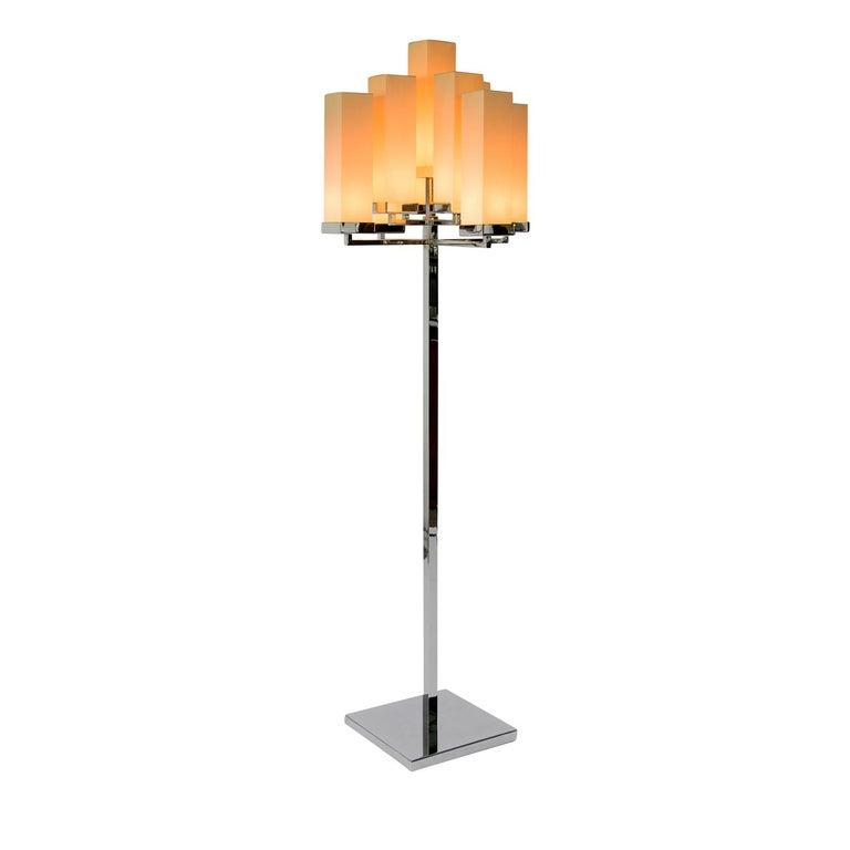 Italian Jaipur Floor Lamp