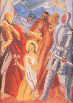 'Joan of Arc', Paris, Salon d'Automne, Section d'Or, Group of Thirteen, Benezit