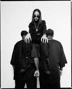 Aaliyah, London