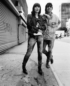 Julian Casablancas & Karen O, New York City