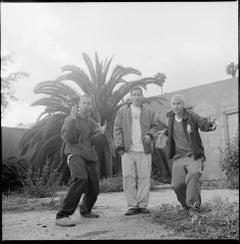 The Beastie Boys, Los Angeles, CA