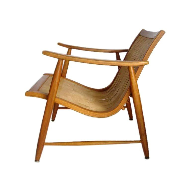 Jakob Müller Armchair with Adjustable Seat