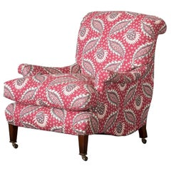 The Jamb Millicent Chair in the Victorian Howard & Sons Style