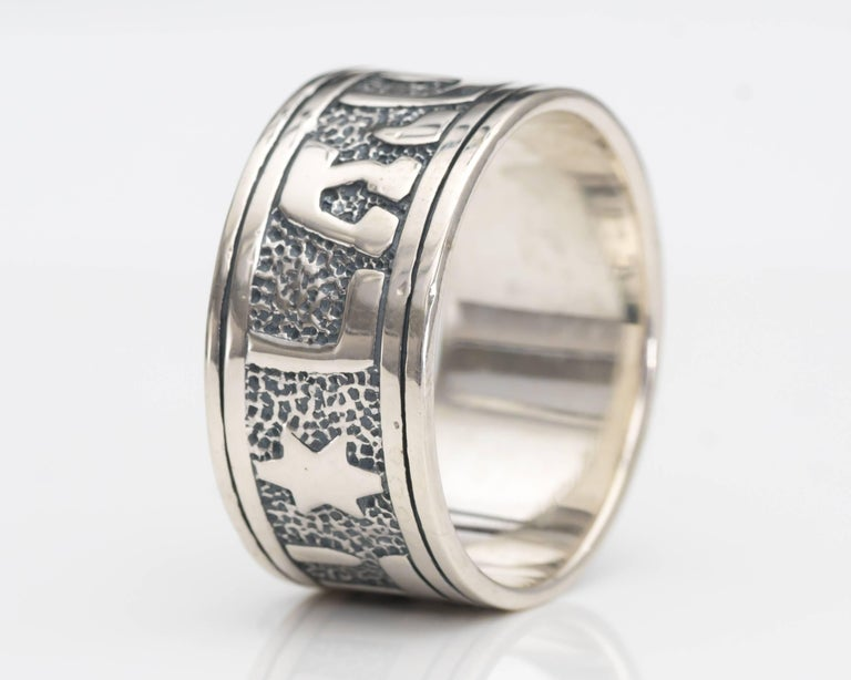 9968a5b6012ff James Avery Song of Solomon Sterling Silver Wedding Ring