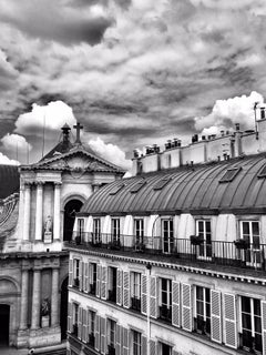 #InTheSky A Weekend in Paris #1