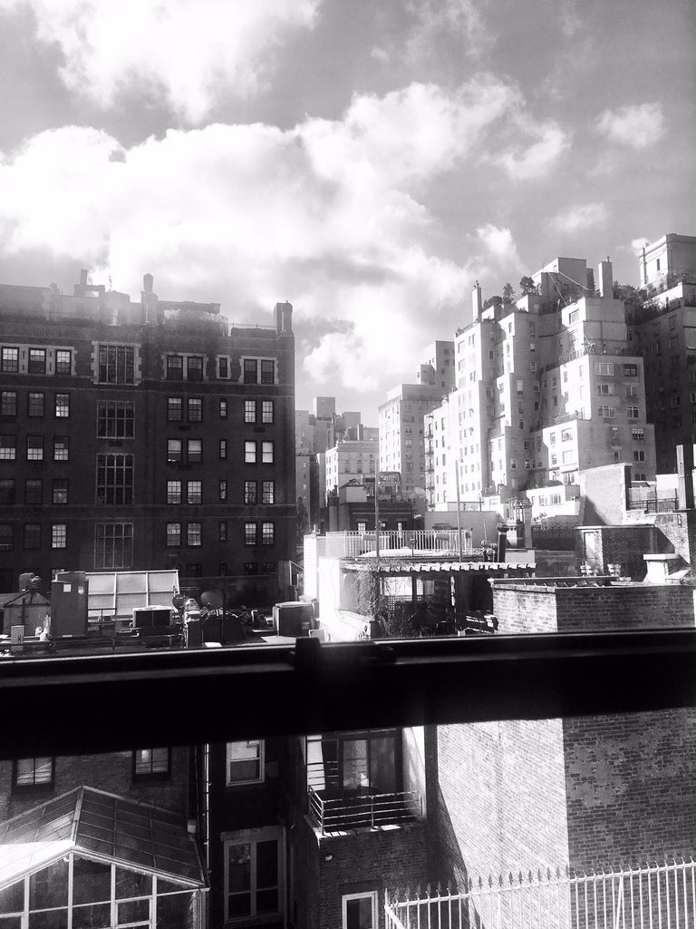 James Bacchi Black and White Photograph - #InTheSky: New York 2/7