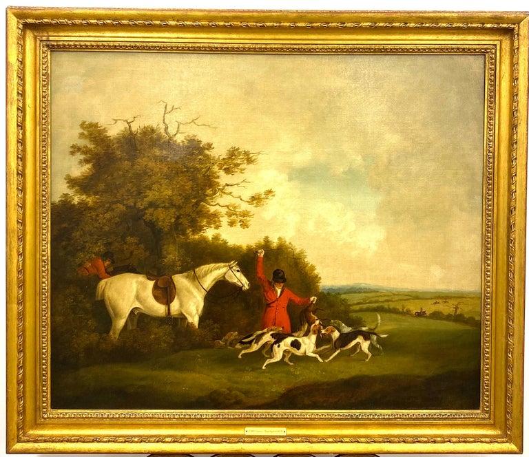 James Barenger Animal Painting - The Hunt