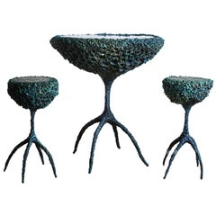 James Bearden Elysium Table and Stools Set
