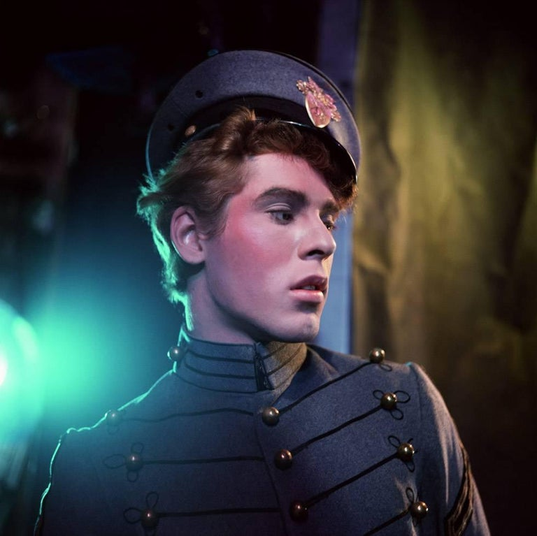 James Bidgood Color Photograph - Cadet