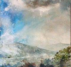 James Bonstow, Dartmoor, Original Landscape Painting, Contemporary Art