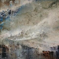 James Bonstow, Delamore V, Original Contemporary Landscape Painting