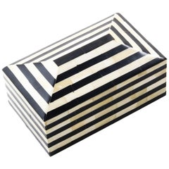 James Box in Ivory and Black Bone by CuratedKravet