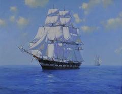 A Still Morning (The 'North Fleet')