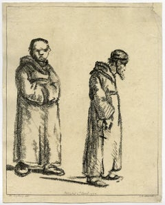 Untitled - Two monks.