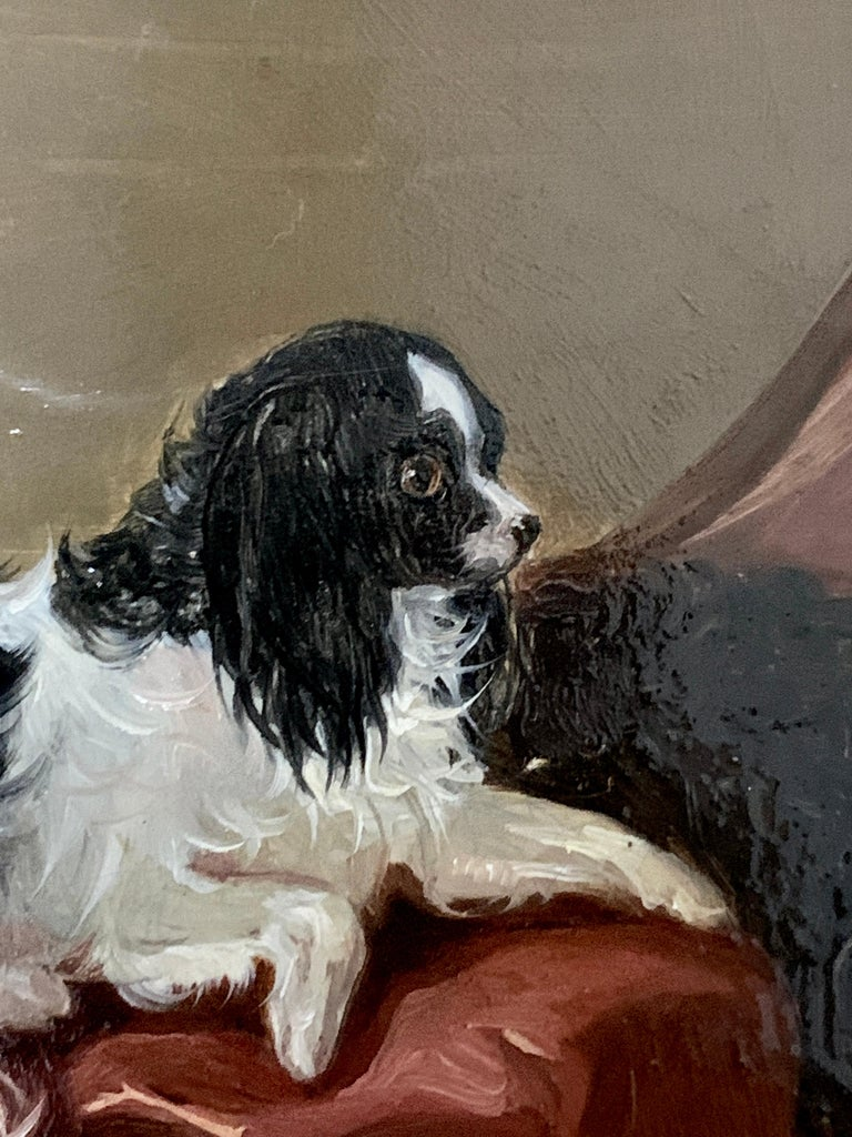 James Cassie was born at Keithhall near Inverurie, Aberdeenshire, the son of a prosperous tea and spirit merchant. Although briefly a pupil of the artist James Giles, Cassie was largely self-taught. He began his career as a painter of animals and