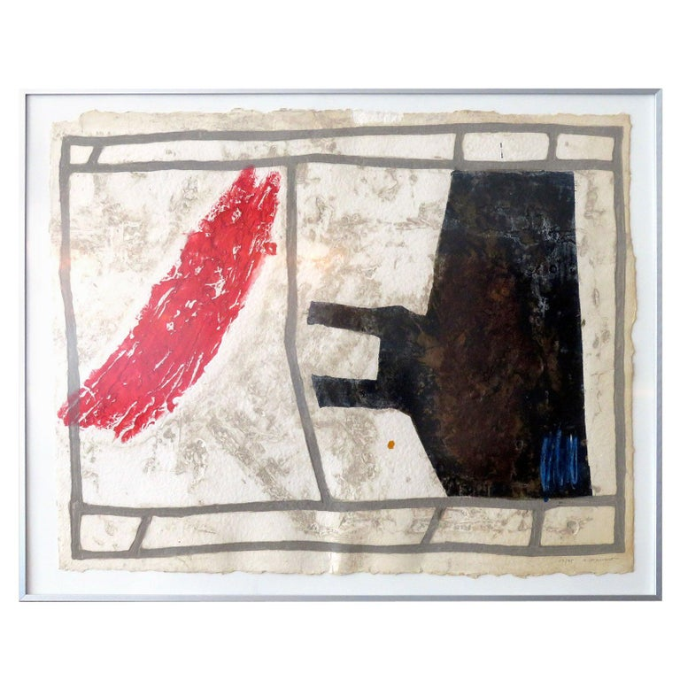 James Coignard 'Occupation' Etching For Sale