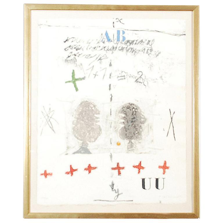 James Coignard, Original Caroborund Etching, Signed Numbered 14/60