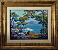 Landscape with Ocean View
