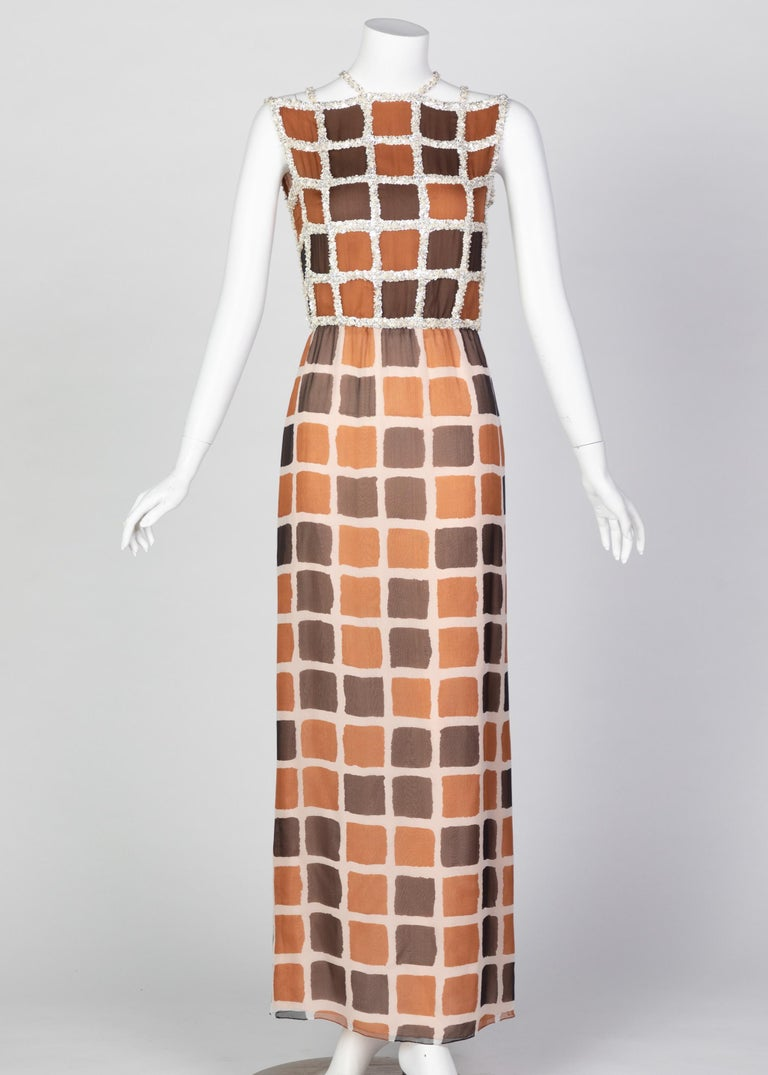 For decades James Galanos was heralded as one of the quintessential American designers. A favorite among celebrities, socialites, and the everyday woman, Galanos' designs captured American culture through his soft glamor aesthetic. Referred to as