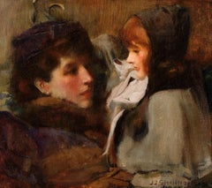 Florence and Kitty, 1894