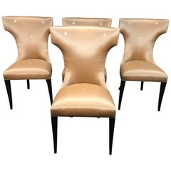 James Jennings Kerry Joyce Collection Dining Room Chairs, Set of Four