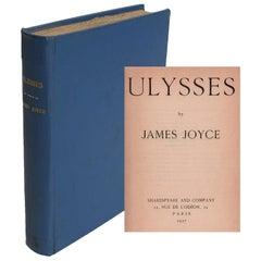James Joyce's Ulysses 1927