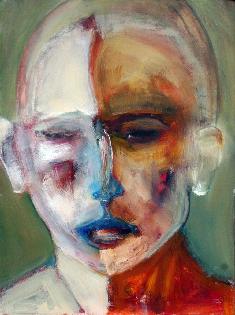 Head #32 - Art by James Koskinas