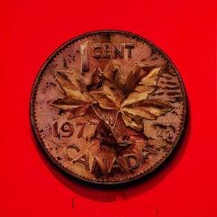 1 Cent Portrait, 1977 (Made in Canada 3 – A Memoir)