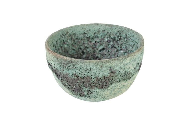 American James Lovera Studio Pottery Bowl For Sale