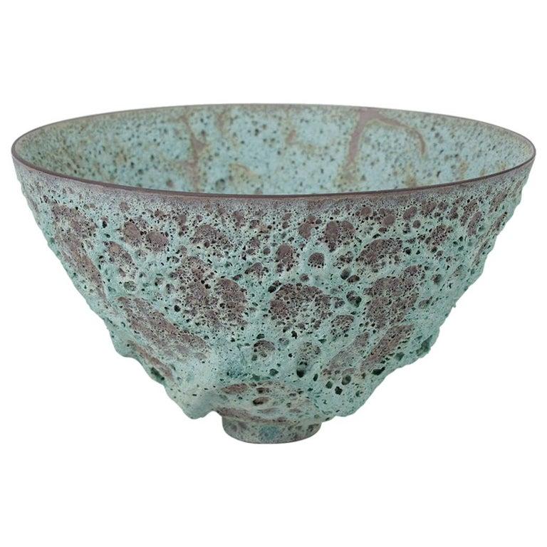 James Lovera Studio Pottery Bowl For Sale