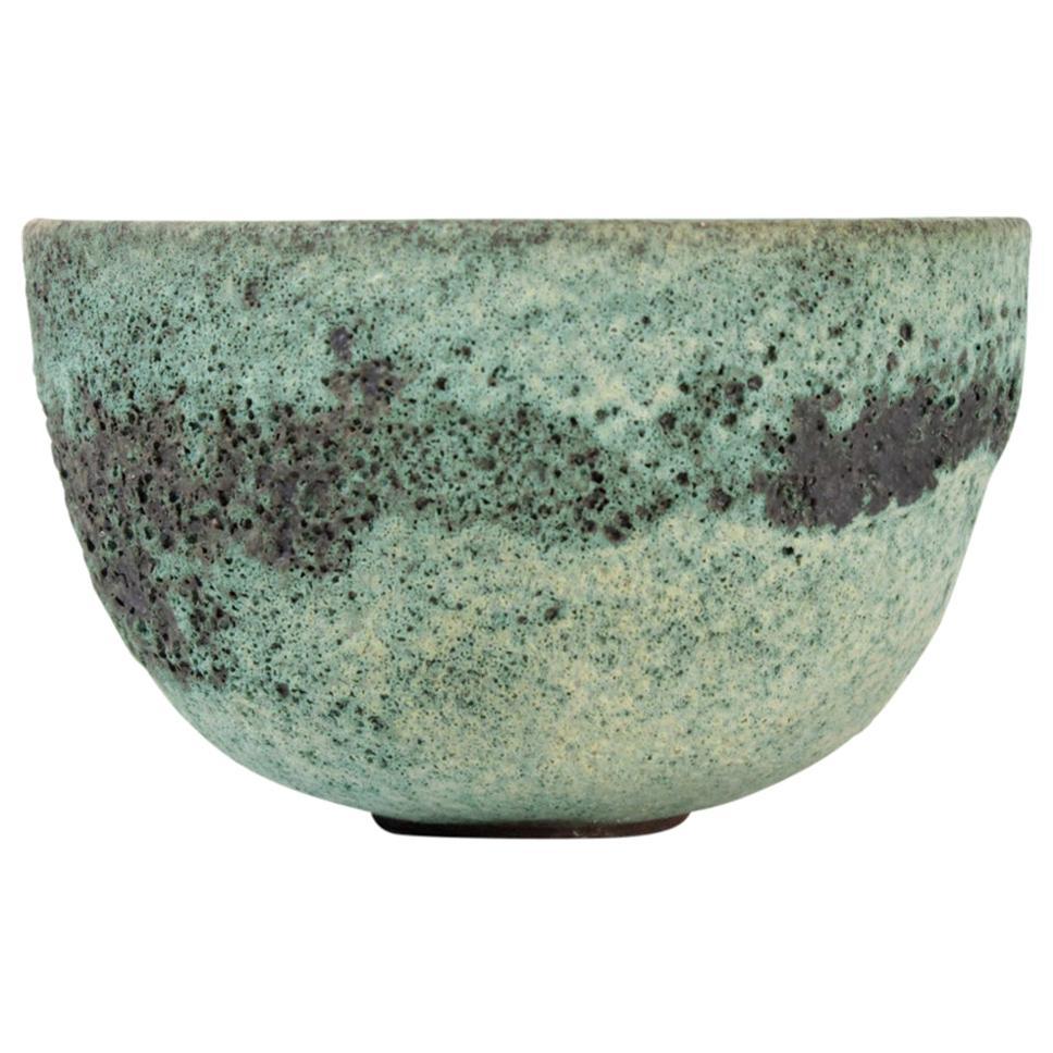 James Lovera Studio Pottery Bowl
